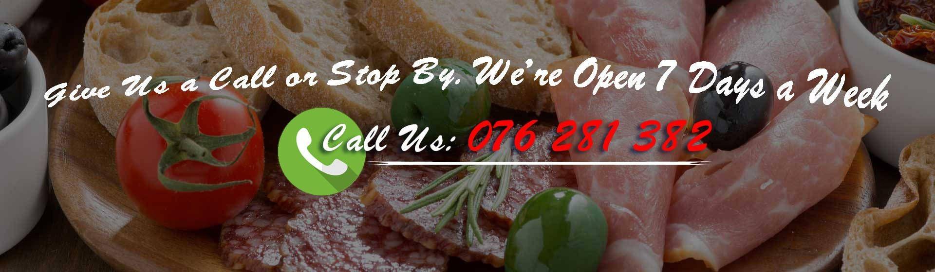 Phuket Food Delivery - Trattoria Pizzeria Cosa Nostra